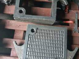 Рамки и кассеты фильтра