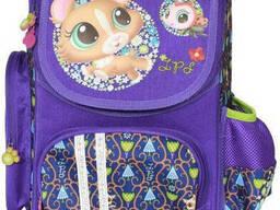 Ранец ортопедический детский для школы Littlest Pet Shop