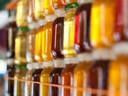 Рапсовый мёд, Горчичный мёд, Гречишный мёд, Кориандровый мёд