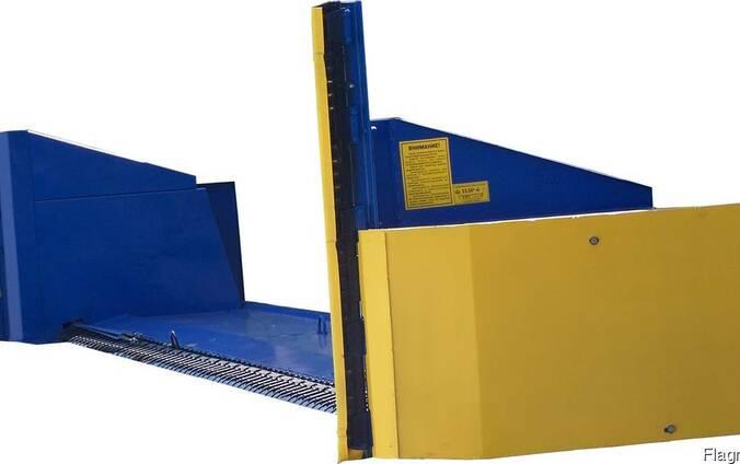 Рапсовый стол без вибраций, приспособление для уборки рапса