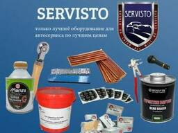 Расходные материалы для шиномонтажа, латки, клея, герметики,