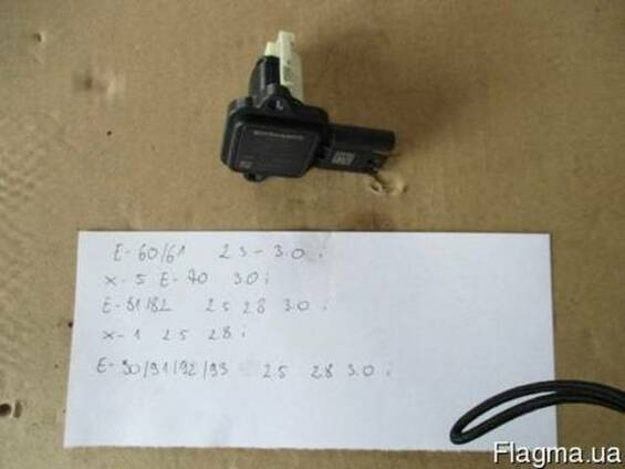 Расходомер воздуха BMW 5 E60\E61 2003-2010 3.0I разборка б\у