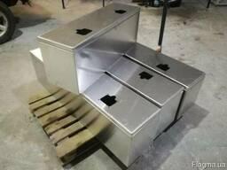 Раскрой, гибка, штамповка и резка листового металла