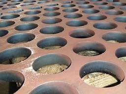 Раскрой металла работаем с строителями, перфорация металла