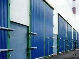 Распашные (промышленные) ворота