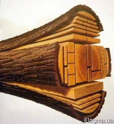 Распиловка древесины, леса на экспорт