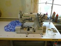 Распошивальная беечная швейна машина- окантователи.