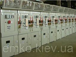 Распределительные устройства из камер КСО 204 для ТП и РП