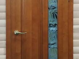 Распродажа деревянных Дверей массив