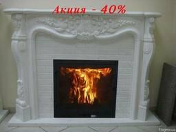 Распродажа камины из мрамора -30%