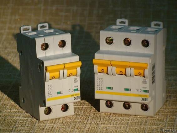 Распродажа магнитных пускателей и автоматических выключателе