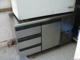 Распродажа оборудования для общепита стол холодильный бу 3С