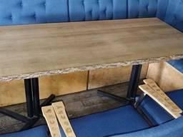 Распродажа столов, стульев, диванов в стиле лофт