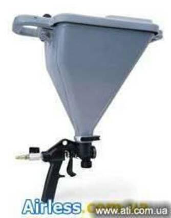 Распылитель с бункером TexSpray ™ на 5,5 литра