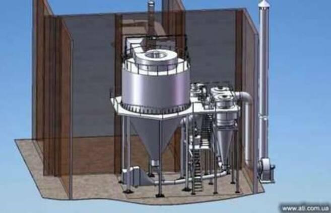 Оборудование для сухого и сгущенного молока