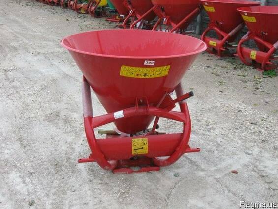 Рассеиватель удобрений Jar Met 500 л. Метал