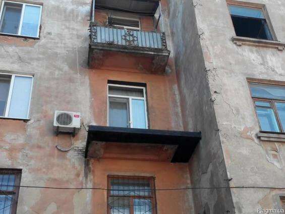 Расширить балкон, расширение балконной плиты (усиление)