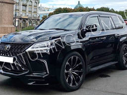Расширители арок Lexus LX570 LX450 2018 2019 2020