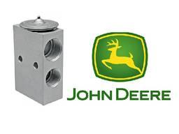 Расширительный клапан трв кондиционера резьба (14, 5 и 20, 8мм) (17, 7 и 17. 7 мм) John Deere