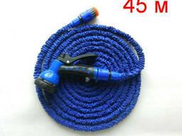 Расширяющийся шланг для полива с водораспылителем Х-hose. ..