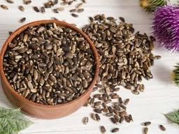 Семена Расторопша лекарственная, посевная, пищевая 1кг