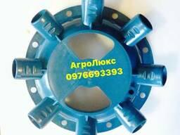 Раструб полиэтиленовый СУПА 00.067 вентилятора или коллектор