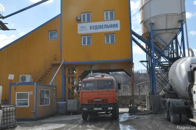 Аренда стационарного бетононасоса (до250м).