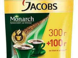 Растворимый Кофе Jacobs Monarch (Якобс Монарх) 400 грам