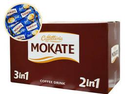 """Растворимый напиток в стиках Mokate """"2 в 1"""", 14г, 50шт*12. .."""