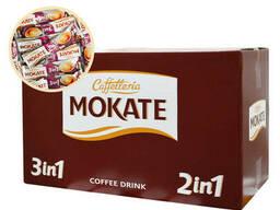 """Растворимый напиток в стиках Mokate Silver """"3 в 1"""", 18г. .."""