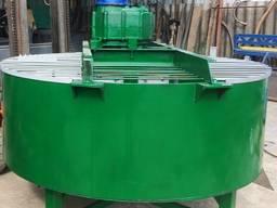 Растворосмеситель для сухих смесей СБП-800 литров