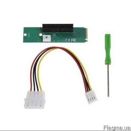 Райзер-адаптер RX-riser-M.2-PCI-E 4x