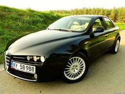 Разборка Alfa romeo 145 146 147 156 159 166 8C Brera Giuliet