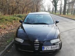 Разборка Alfa Romeo 147 (2000-2010)