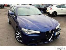 Разборка Альфа Ромео Джули . Запчасти на Alfa Romeo Giulia