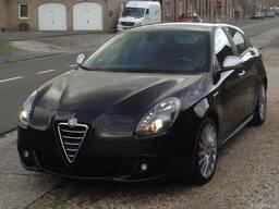 Разборка Alfa Romeo Giulietta 2010-2014