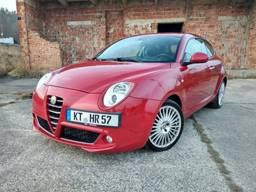 Разборка Alfa Romeo Mito (955_) (2008-2019)