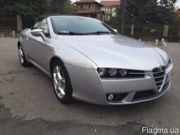 Разборка, Alfa Romeo Spider 2006-2012 год на запчасти