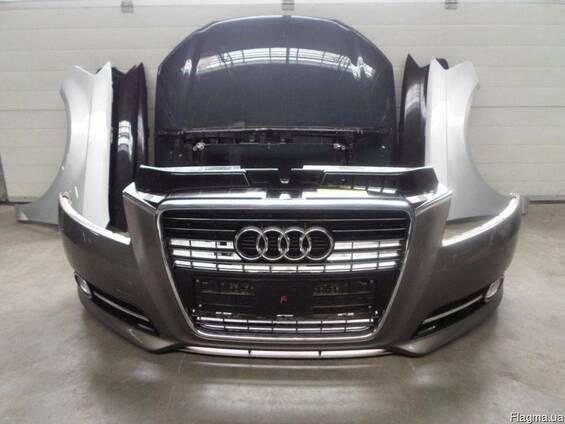 Разборка Audi A3 Sportback Капот Крыло Бампер Решетка Фара