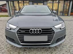 Разборка Audi A4 B9 Avant 8W5 (2015-2019)