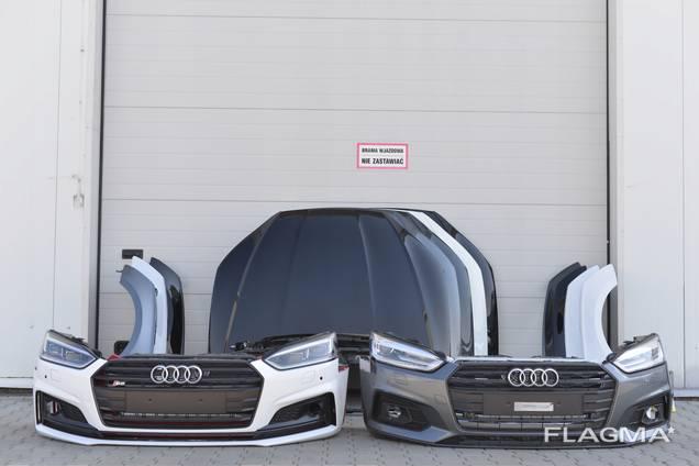 Разборка Audi A5 - запчасти новые и бу авторазборка шрот