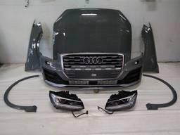 Разборка Audi Q2 - запчасти новые и бу авторазборка шрот детали