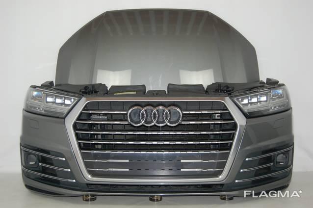 Разборка Audi Q7 - запчасти новые и бу авторазборка шрот детали