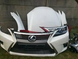 Разборка б/у запчасти бампер крыло фары Lexus CT 200H 10-15