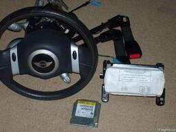 Разборка Безопасность airbag Ремни Подушка Mini Cooper