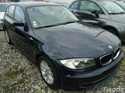 Разборка BMW 1 (E81, E82, E87, E88) 2008-2011 год.