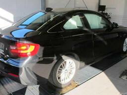 Разборка BMW 2 F22 Крышка багажника Бампер