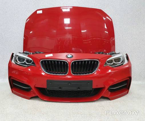 Разборка BMW 2 F22 - запчасти новые и бу авторазборка шрот детали