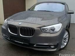 Разборка BMW 5 Gran Turismo VIF07 2009 - 2018 г на запчасти