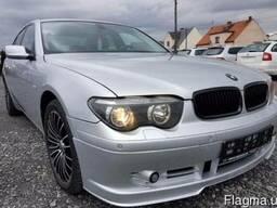 Разборка BMW 7 (E65) 2001-2008 год. Запчасти